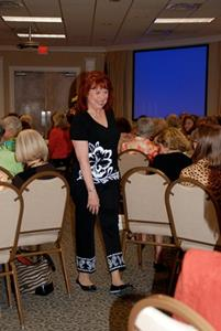 Click to view album: April 2010 Luncheon Meeting/Fashion Show
