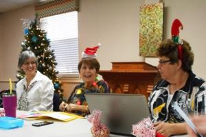 Click to view album: December 4 Board Meeting