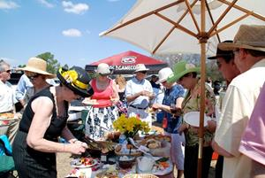 Click to view album: Wine & Dine at 2010 Spring Steeplechase