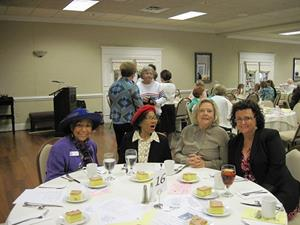 Click to view album: April 2014 Luncheon
