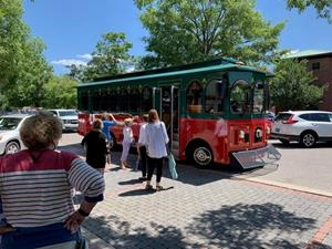 Click to view album: May 2019 Trolley Ride