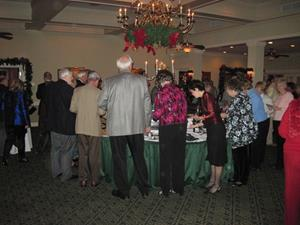 Click to view album: December 2010 Holiday Party
