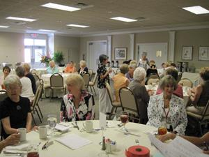 Click to view album: August 2010 Luncheon Meeting