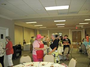 Click to view album: July 2010 Luncheon Meeting