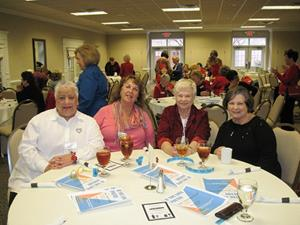 Click to view album: February 2014 Luncheon