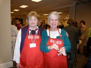 Click to view album: January 2010 Luncheon Meeting